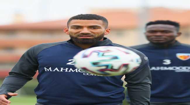 Kayserispor'da, Hatayspor maçı hazırlıkları devam ediyor