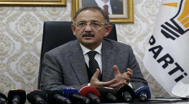 Kayserispor Onursal Başkanı Özhaseki: