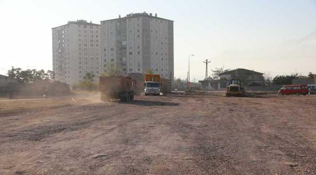 Kocasinan Belediyesinden mahallelere yeni ulaşım hattı
