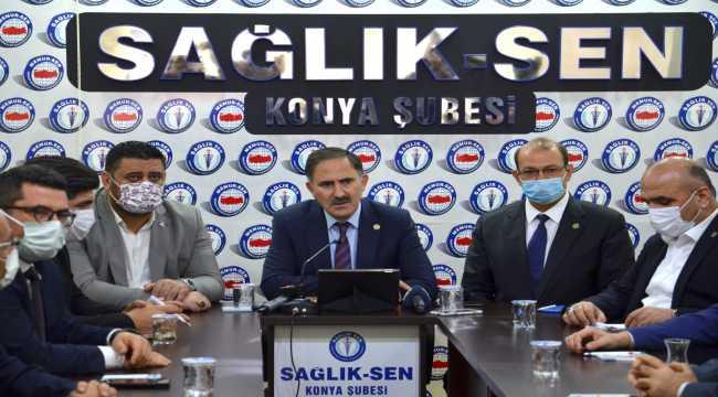 Kovid-19 nedeniyle bugüne kadar 144 sağlık çalışanı hayatını kaybetti