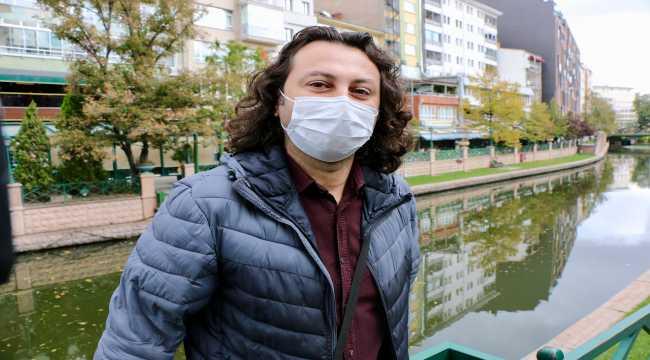 Pandemide evden çıkmayan akademisyenin çektiği kısa film festivallerde ilgi görüyor