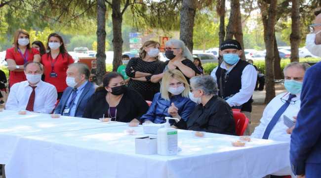 Prof. Dr. Tuncer Karpuzoğlu anısına lokma dağıtıldı