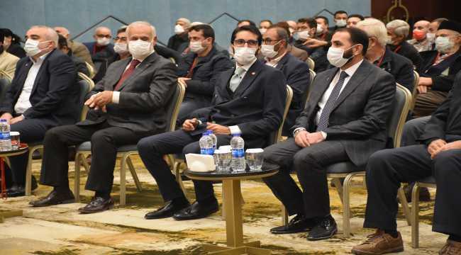 Saadet Partisi Genel Başkanı Karamollaoğlu telekonferansla Konya İl Kongresine katıldı: