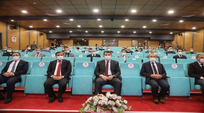 Sivas'ta 13 milyon 750 bin liralık kaynakla desteklenen 4 proje üretime ve istihdama güç katacak