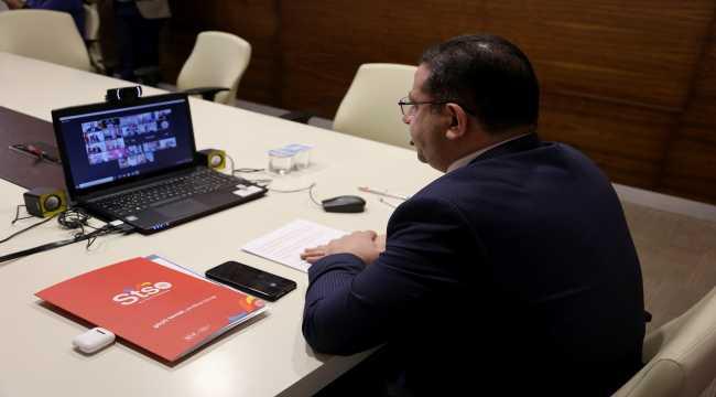 STSO Başkanı Eken, TOBB Ekonomi Şurası'nda İç Anadolu Bölgesi'nin sorunlarını iletti