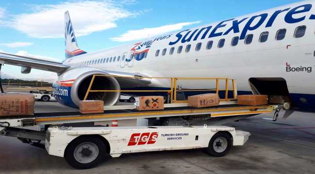 SunExpress'ten depremzedelere yardım eli