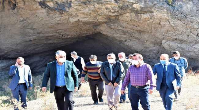 Yalıhüyük'te içme suyu ve tarım arazisi sulama projeleri görüşüldü