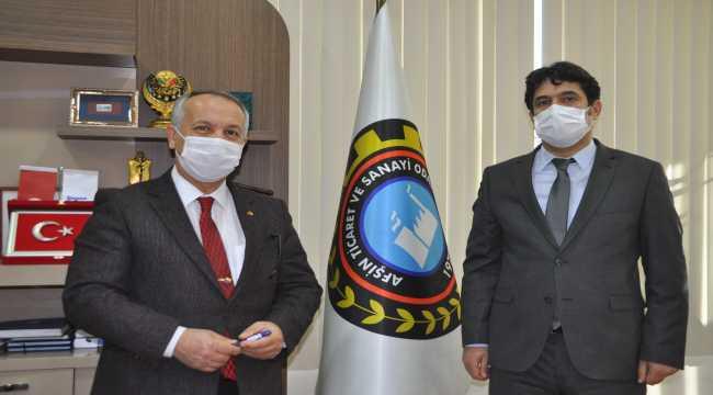 Afşin TSO ile Ziraat Bankası iş birliği protokolü imzaladı