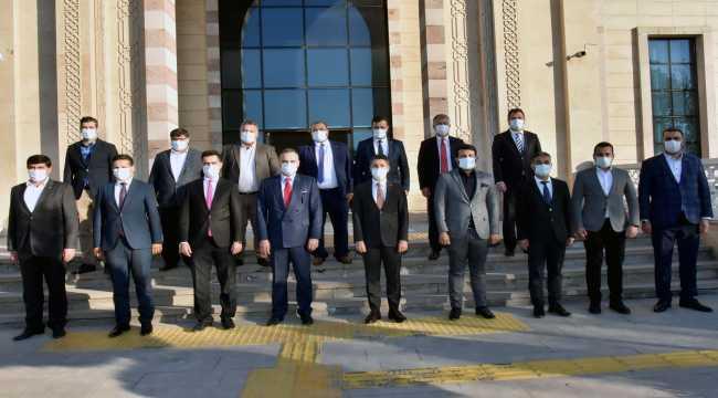 AK Parti İl Başkanı yıl sonunu değerlendirdi