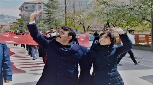 AK Parti Burdur İl Başkanı Volkan Mengi'nin Kovid-19 testi pozitif çıktı