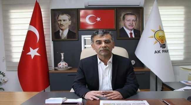 AK Parti Kozan İlçe Başkanlığının üyelik çalışmaları