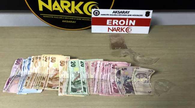 Aksaray'da uyuşturucu sattıkları iddiasıyla yakalanan 6 zanlı tutuklandı
