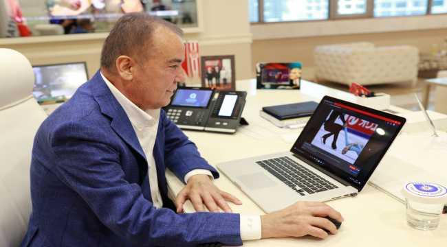 Antalya Büyükşehir Belediye Başkanı Muhittin Böcek, AA'nın