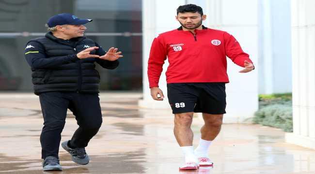Antalyaspor Ankaragücü maçına hazır