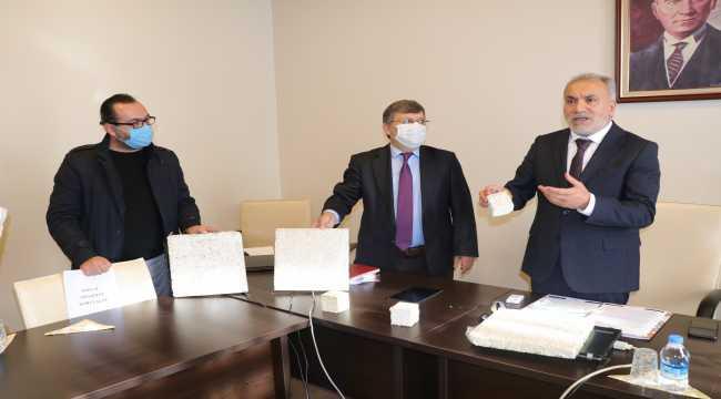 Bozok Üniversitesi Rektörü Karadağ, YOBİTV ve BOYSİS'i tanıttı