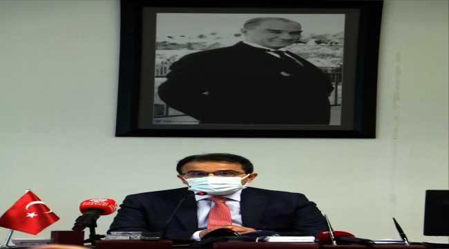 Çankırı'da Kovid-19 nedeniyle toplam 282 kişi yaşamını yitirdi