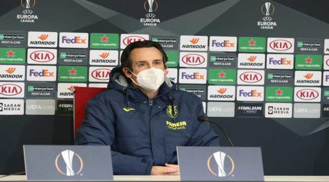 Demir Grup Sivasspor-Villarreal maçına doğru