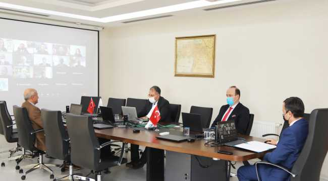 ERÜ ve Üsküdar Üniversitesi işbirliği protokolü imzaladı