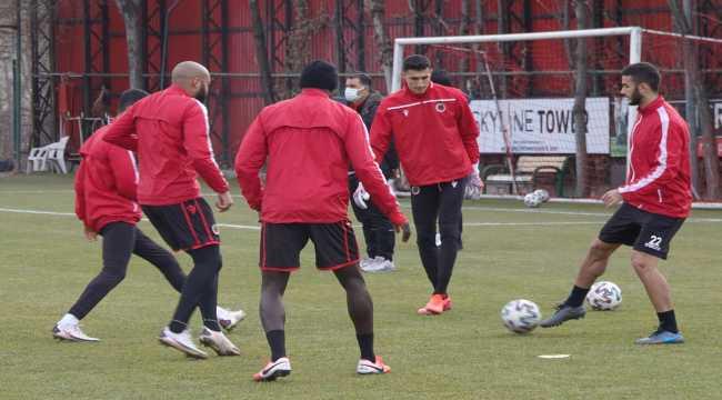 Gençlerbirliği, Hes Kablo Kayserispor maçına hazır