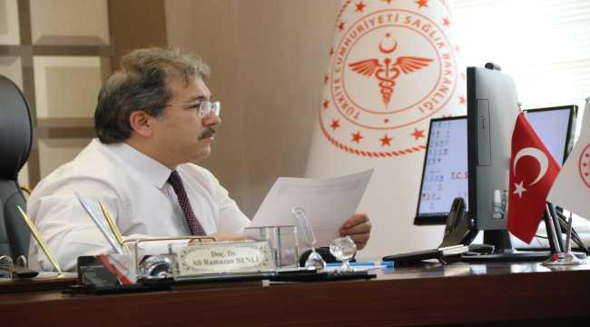 Kayseri İl Sağlık Müdürü Benli: