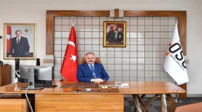 Kayseri OSB Başkanı Nursaçan'dan 2020 ve 2021 yılı değerlendirmesi