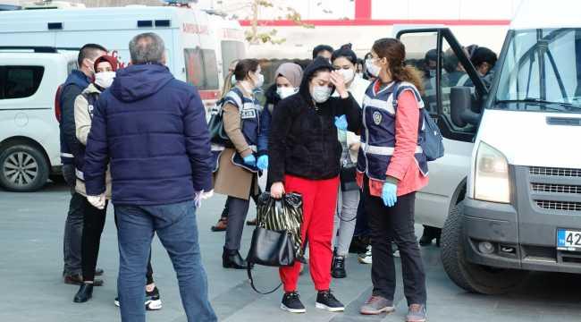 Konya'da fuhuş operasyonu! 5 zanlı tutuklandı