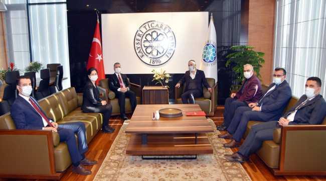 KTO ve Ziraat Bankası arasında iş birliği protokolü imzalandı