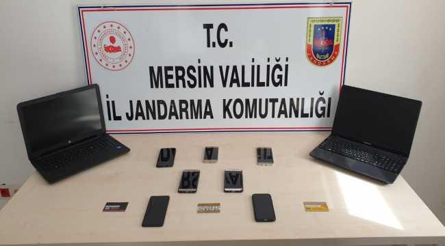 Mersin'de yasa dışı bahis operasyonunda 7 şüpheli yakalandı