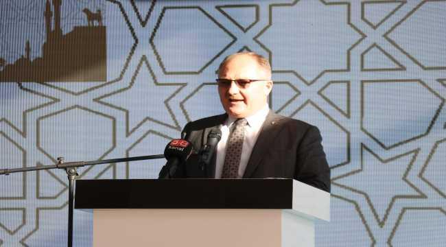 Sivas Belediye Başkanı Bilgin 2020'yi değerlendirdi