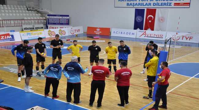 Sorgun Belediyespor, Solhanspor maçına hazır