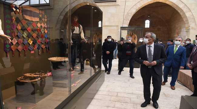 Tarsus Kültür Evi hizmete girdi