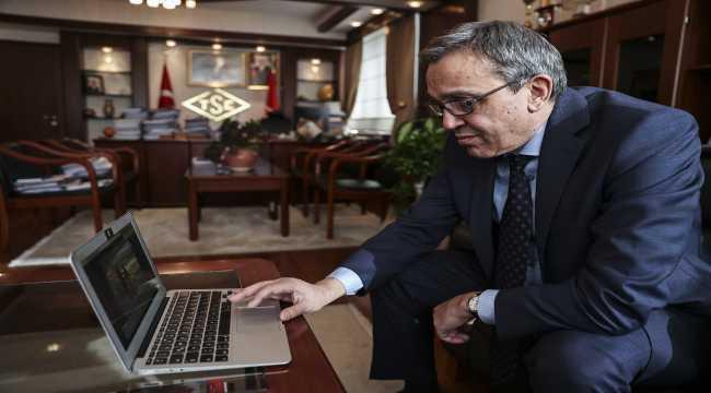 TSE Başkanı Adem Şahin, AA'nın