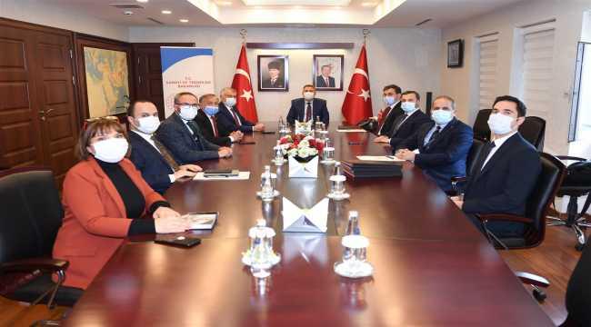 Sorgun Osman Çavuş Mesleki ve Teknik Anadolu Lisesi inşaatı tamamlandı