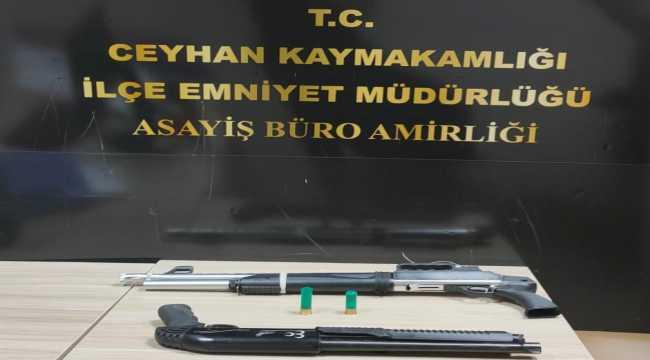 Adana'da yılbaşı denetimleri