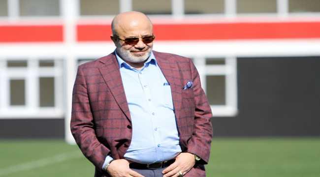 Adana Demirspor'da hedef Süper Lig