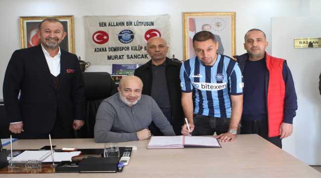 Adana Demirspor, Ismail Aissati'yi transfer etti