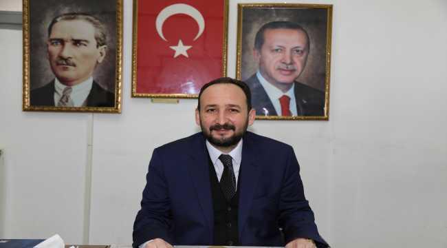 AK Parti Çubuk İlçe Başkanı Kuşçu basın mensuplarıyla bir araya geldi