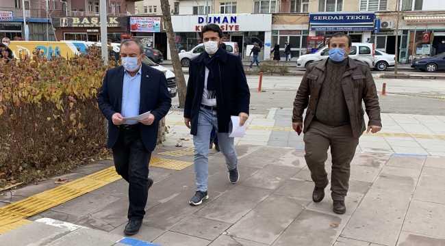 AK Parti İç Anadolu teşkilatlarından Başbuğ, Sağlar ve Ataklı hakkında suç duyurusu