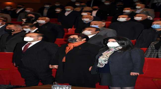 AK Parti Kırşehir 7. Olağan İl Kongresi