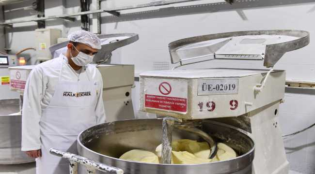 Ankara Halk Ekmek,