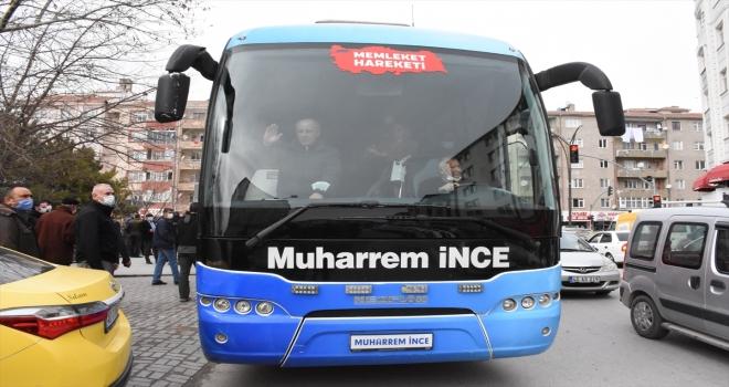 Eski CHP Milletvekili Muharrem İnce'den