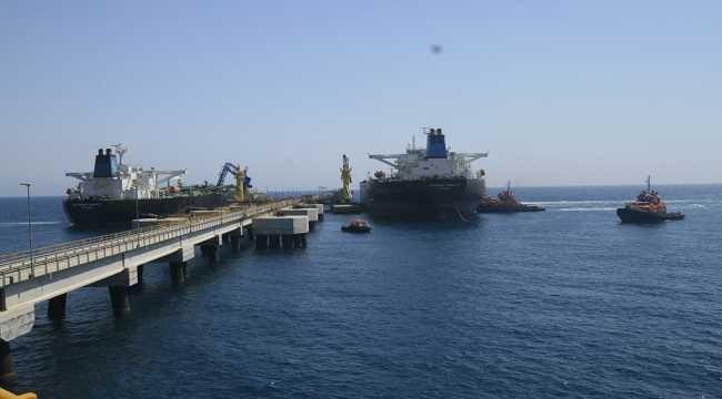 BTC'den geçen yıl 210 milyonvaril petrol aktı