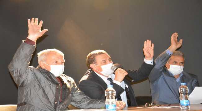 Gülnar Belediye Meclisi toplandı