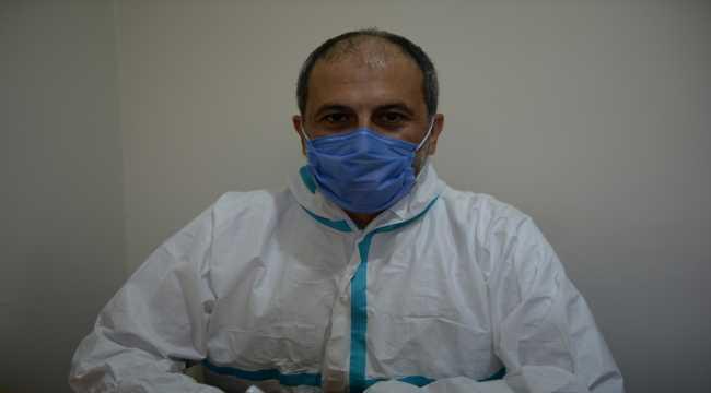 Maske yüzünden doktorla hasta tartıştı