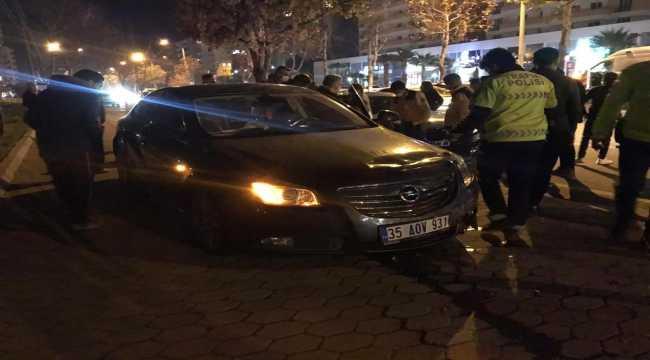 Kahramanmaraş'ta otomobiller çarpıştı: 1 yaralı