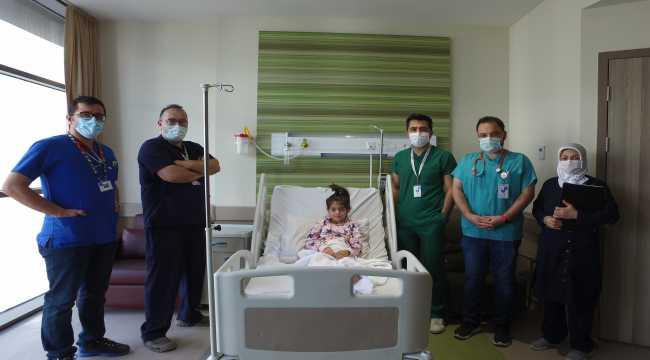 Kayseri Şehir Hastanesinde
