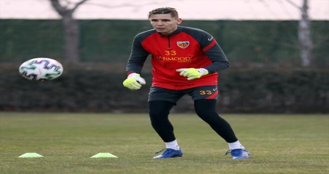Kayserispor'da Kasımpaşa maçının hazırlıkları başladı