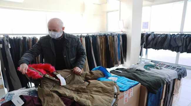 Kocasinan Belediyesi 4 bin aileye kışlık kıyafet yardımında bulunacak
