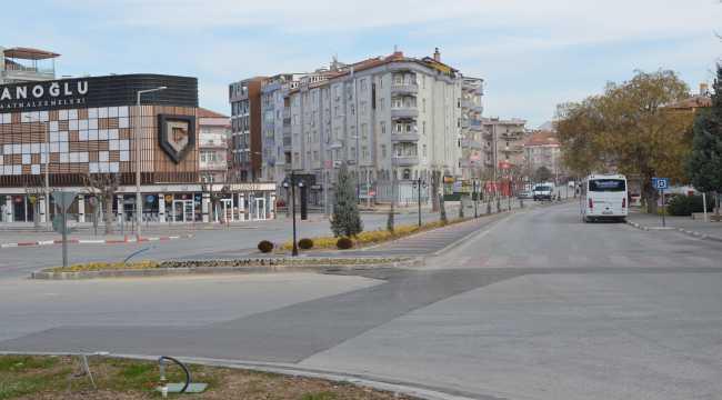 Konya, Karaman, Afyonkarahisar ve Aksaray'da sessizlik hakim