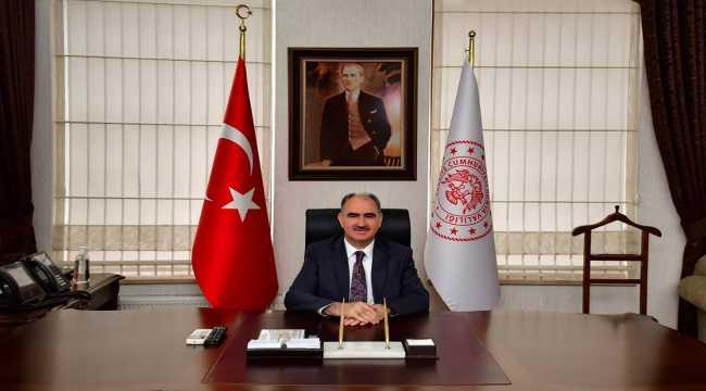 Vali Özkan'dan 10 Ocak Çalışan Gazeteciler Günü mesajı
